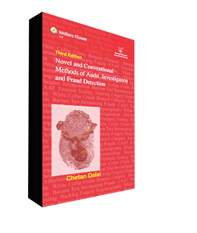 Third Edition Novel and Conventional Method of Audit, Investigation and Fraud Detection